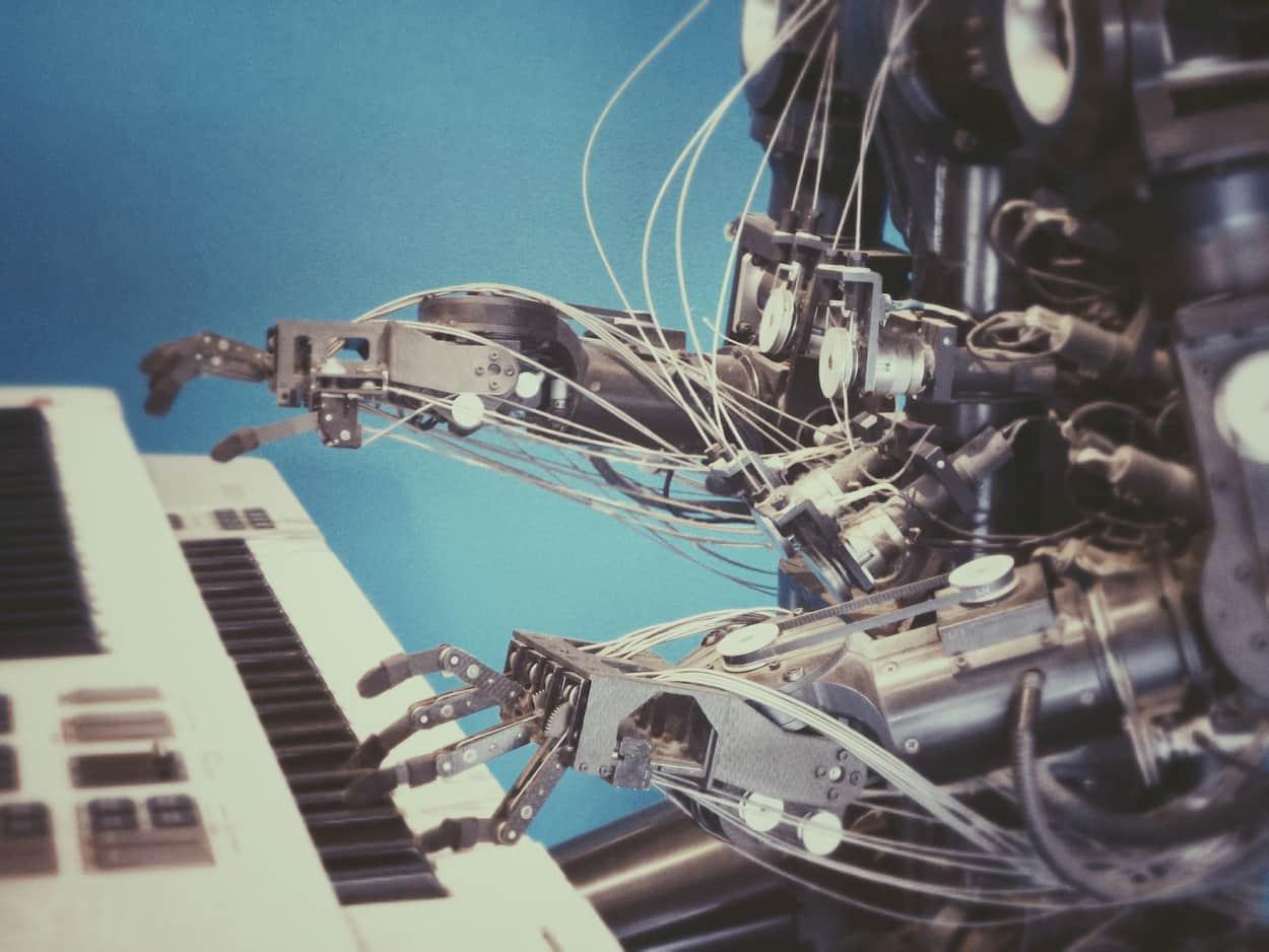 La inteligencia artificial en las empresas. Machine learning