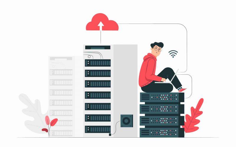 Evolución del Hosting. De los servidores físicos al Cloud